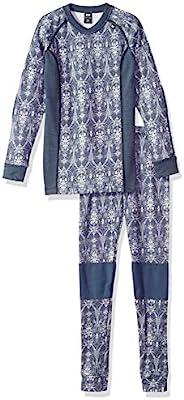 Helly Hansen 儿童 HH 保暖打底上衣和下装套装