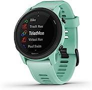 Garmin 佳明 Forerunner 745 GPS 跑步手表 詳細訓練數據 設備鍛煉 基本智能手表功能 熱帶款