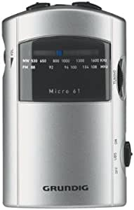 Grundig Micro 61 便携式立体声