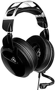 Turtle Beach Elite Pro 2 白色专业性能游戏耳机 黑色