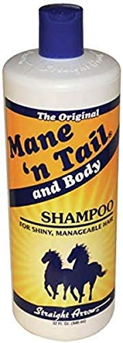 Mane 'n Tail and Body 洗发水, 32盎司/9