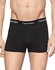 CALVIN KLEIN 男士 棉质弹性低腰内裤 多条装