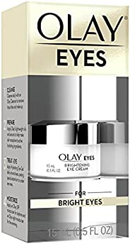 OLAY 玉兰油 维生素C亮白眼霜 有助于减少黑眼圈,0.5液体盎司/15毫升