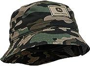 John Deere 男孩渔夫帽,迷彩,幼儿款
