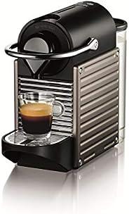 Krups XN 3005 Nespresso Pixie膠囊咖啡機 (19 bar, 溫控加熱系統) 電動,鈦材質