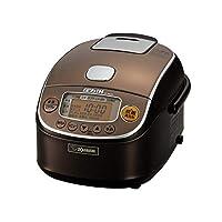 ZOJIRUSHI 象印 電飯煲 壓力IH式 3合 極炊 黑色厚釜內膽 棕色 NP-RL05-TA 需配變壓器
