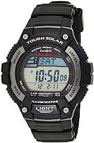 Casio Men's Solar Runner Tough Solar Multi-Function Runner W