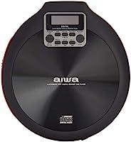 AIWA 爱华 PCD-810RD CD 播放器,红色和黑色