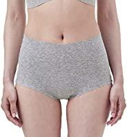 GUNZE 郡是 女士 短裤 KIREILABO 完全无缝制 棉混纺 KL2070