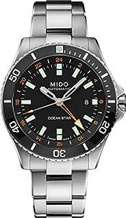 Mido 手表 OCEANSTAR GMT 潜水表 自动上弦 M0266291105101 男士