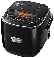 SmartBasic 電飯煲 微電腦式 3合 極厚銅釜內膽 帶銘牌烹飪功能 黑色 需配變壓器