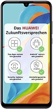 HUAWEI P30 lite NEW EDITION Smartphone Bundle (15.6cm (6.15 Zoll) 256GB interner Speicher, 6GB RAM, Dual SIM,