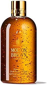 Molton Brown 摩顿布朗 乌木黄金奢华沐浴露,300毫升