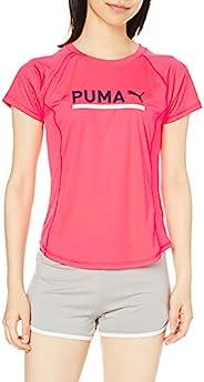 PUMA 彪马 RUN 商标 短袖 T恤 W 女士 521257