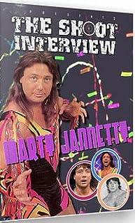 Marty Jannetty 射击面试摔跤 DVD