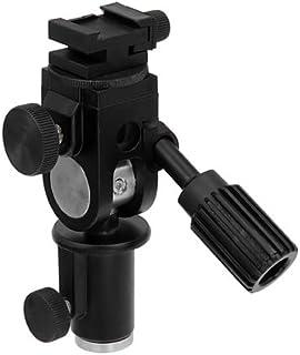 Fotodiox 超重型闪光伞架 - 旋转/倾斜头,可安装在支架和三脚架,适用于 Metz