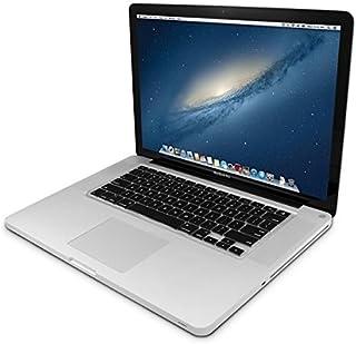 MarBlue - 键盘保护膜 MacBook Pro/Retina & Air 13 英寸 I Hard Silycon I 保护防尘,液体可手洗 - 版本 DE,黑色