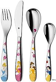 WMF 福腾宝 迪士尼公主系列 儿童餐具4件套 W1282406040