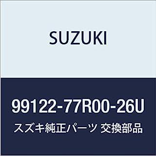 SUZUKI(铃木) 正品零件 jimnySIERRA JimnySIERRA JimnySIERRA 【JB74W】门镜架 特别后白色 99122-77R00-26U