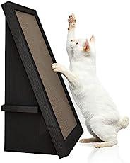 Way Basics 环保猫抓手,猫抓板,猫抓板有机猫抓板(采用可持续* zBoard 纸板制作) 黑色