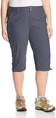 Columbia 哥伦比亚 Sportswear 女士加长周六越野 II 及膝裤