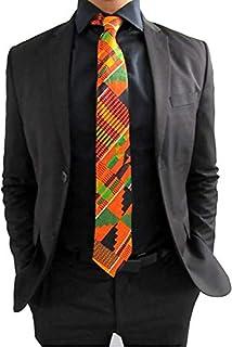 African Kente 领带套装,安卡拉领带和手帕,非洲领带和手帕,非洲男士配饰