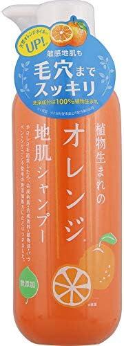 源自植物的橙子*香波 N 水果系列 400ml
