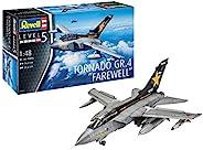 Revell 1/48 英国* Tornado GR.4 FAREWELL 塑料模型 03853