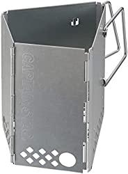 CAPTAIN STAG 烧烤用 折叠 生火器 炭烤名人