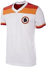 AS Roma 复古短袖平针织衫 1978/79