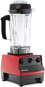 Vitamix 5200 台面 破壁机, 64盎司(约1.9升) 红色 需配变压器