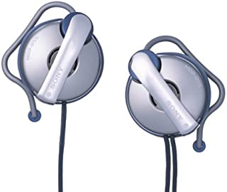 SONY clip-on headphones
