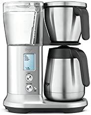 Sage Appliances The Precision Brewer Thermal 精密咖啡机 SDC450,拉丝不锈钢外观,带保温壶