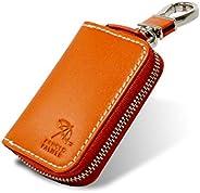 Arnold Palmer 智能钥匙包 钥匙包 皮革 小巧 多彩系列 4AP3284