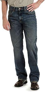 Lee Modern系列 男士 宽松版靴型牛仔裤