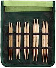 KNITPRO 粗 22543 竹针套装针织针头