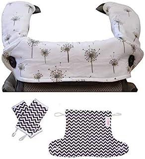 Baby Carrier Cover *棉口水出牙垫适合 Ergobaby 所有背带