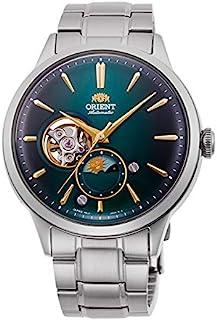 [ORIENT] Orient 70周年纪念 500支 款 SUN&MOON RN-AS0104E 机械式 自动上链 带手动上链 Sun&Moon 手表 男士
