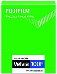 Fujifilm Fujichrome Velvia 100F,20 張 (16010320)