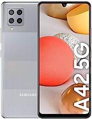 Samsung 三星 Galaxy A42 5G 128 GB - 棱镜点阵灰