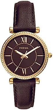 [Fossil] 手表 CARLIE ES4973 女款 棕色