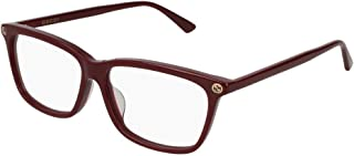 Gucci GG0042OA 亚洲款眼镜 尺寸 55 毫米