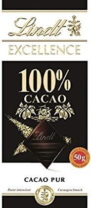 Lindt Excellence 100%, 18er Pack (18 x 50 g)
