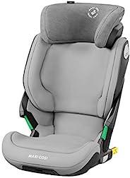 Maxi-Cosi Kore i-Size 成长适龄型儿童座椅 2/3组 带有ISOFIX系统,侧面碰撞保护,适用于3.5-12岁/15-36kg儿童,正宗灰色