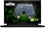 Dell,Alienware m15 R4,10th Generation Intel® Core™ i7-10870H,W10H,32GB,NVIDIA® GeForce RTX™ 3080,1TB 2 SSD 固态硬