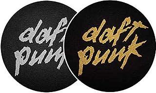 slipmat-Factory Daft Punk 转盘防滑垫 2 件套