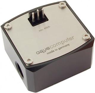 Aquacomputer G1/4 英寸流量传感器,适用于 Aquacomputer Aquaero,Aquastream XT Ultra 和 Poweradjustment
