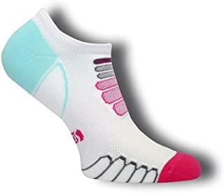 Eurosock,跑步袜,超轻,轻质衬垫提供高性能保护,湿度控制 - 6809