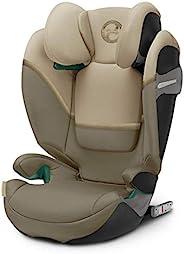 Cybex Solution S i-Fix 汽车座椅,经典米色