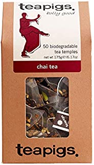 teapigs 印度香茶 175 克(1 件,共 50 个茶包)